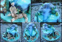 Airbrush cakes / Airbrush cakes