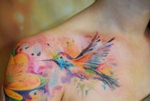 Tatuaggi a colori