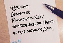 #FactFriday / Geballtes Social Media Wissen und Wissenswertes aus dem Agenturalltag.
