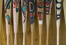 Totem Paddles