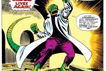 The Lizard / The Lizard, aka, Dr. Curt Connors first appeared in Amazing Spider-Man #6.