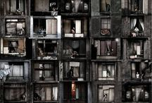 ARCHITECTURE || SLUMS AND CITIES