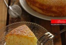 torta a limone senza burro