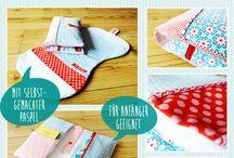 E-Book Emma & Lou (die elberbsen) / Sewing Pattern. Nähanleitung. E-Book. Schnitt.