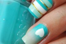 Nails / Nail art and so on.... / by ThreeDesign