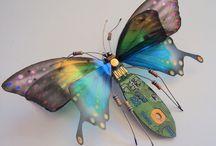 Bugs as art