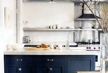 ideas for OUR kitchen! / by Stephanie Margaret