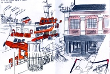 Neighborhood Finds / well Lisboa - Tejo - Cacilhas and a little more...  / by Rita Antonieta Neves
