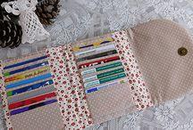 Šití / háčkování / pletení