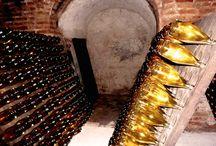 Caves / Tableau des Caves du Champagne Cattier
