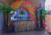 Festa Luau/ Havaiana