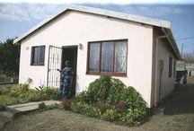 "Thokomala Homes für Aidswaisen / Fotos von unserem Projekt ""Thokomala Homes"" in Südafrika."