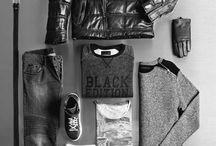 La ligne Black Edition 2014 / S'accaparer la ville avec look, confort et protection. Des pièces inédites, résolument rock et racées, révèleront votre style.  La machine de mode, c'est vous-même.