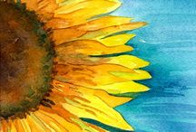 Things about ART SUNFLOWERS