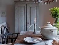 rustic farmhouse decor / by Katherine Link