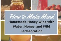 Making Mead - Honey