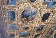 Lavish, Gilded, Spectacularly Ornate Building Interiors!!