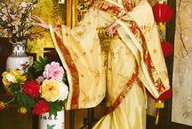 Chińskie suknie