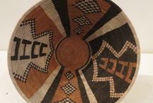 Baskets from Botswana / People