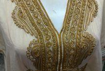 bordado marroquí