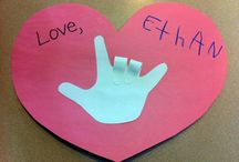 Valentine's Day Ideas for School / by Abbey G