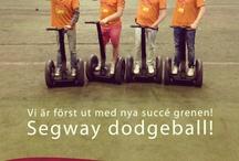 Segway Dodgeball