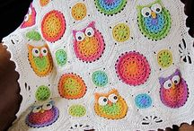 Crochet - Owl Love / I love owls and there is such great patterns and inspiration around the web!