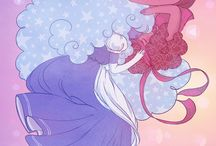 Ruby & Sapphire [Rupphire]