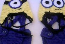 Crochet things for babyshootings