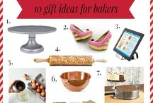 Bakers Holiday Gift Guide / I have put together the ultimate holiday gift guide that will make any baker smile this holiday season.  read the full story here: http://sarahsstands.com/sarahs-ultimate-holiday-gift-guide-bakers/ / by Sarah's Stands