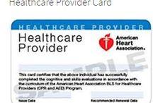 AHA Cards / American Heart Association Certification Cards