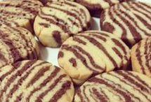 pratik zebra kurabiye