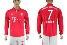 Billige Franck Ribery trøje / Køb Franck Ribery trøje 2016/17,Billige Franck Ribery fodboldtrøjer,Franck Ribery hjemmebanetrøje/udebanetrøje/3. trøje udsalg med navn.