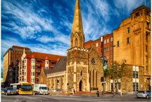 The city of Churches: Adelaide