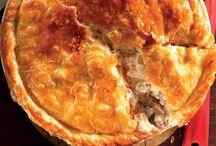 Chicken pie recipes