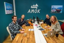Amok Equipment - The Story / Innovative design and steadfast Scandinavian engineering combine in Amok's ingenious take on the hammock; one born from a passion for the outdoors. Read more @ https://journal.wildbounds.com/journal/posts/amok-equipment