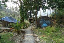 Jhallong River Camp / http://krishnandusarkar.com/a-night-at-jhallong-river-camp/