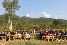 Wedding - Keene Valley