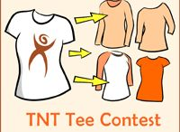 TNT Tee Contest / by PatternReview