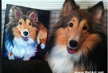 Testimonials  / What do the peeps & pups say about their custom paintings?