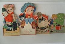 Vintage Valentines Day Cards! / by Amy Draskovich