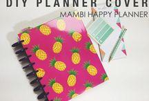 planner cover idea