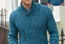 Knitting for Men