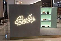 Bally Pop Up Store Macau