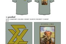 Sigma Chi / Sigma Chi custom shirt designs #sigmachi #sx #sc #machi  For more information on screen printing or to get a proof for your next shirt order, visit www.jcgapparel.com