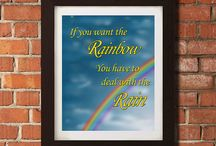 Inspirational Prints & Posters / Inspiring Quotes & Ideas