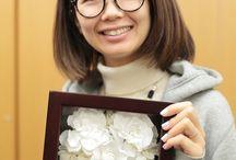 結婚式後のブーケの保存方法 / 生花やプリザーブドのブーケの保存方法いろいろ