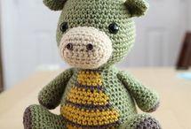 Crochet & knit toys