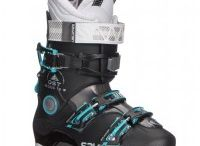 Salomon Womens Beginners Ski Boots / Salomon Womens Beginners Ski Boots, Salomon Qst Access 70 Womens Ski Boots, 2018 is perfect choice for athletic novice to solid intermediate tomber with medium to extensive forefoot and medium to wide leg shape. 24mm Oversized Pivot is strong connection between upper wristband and lower shell that drives energy to sides of skis