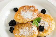 Przepisy kulinarne / Przystawki, dania główne,desery